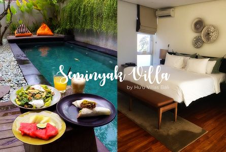 How does it feels staying in luxury villas Seminyak?
