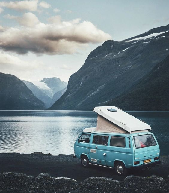 What are the benefits of using campervan for a vacation